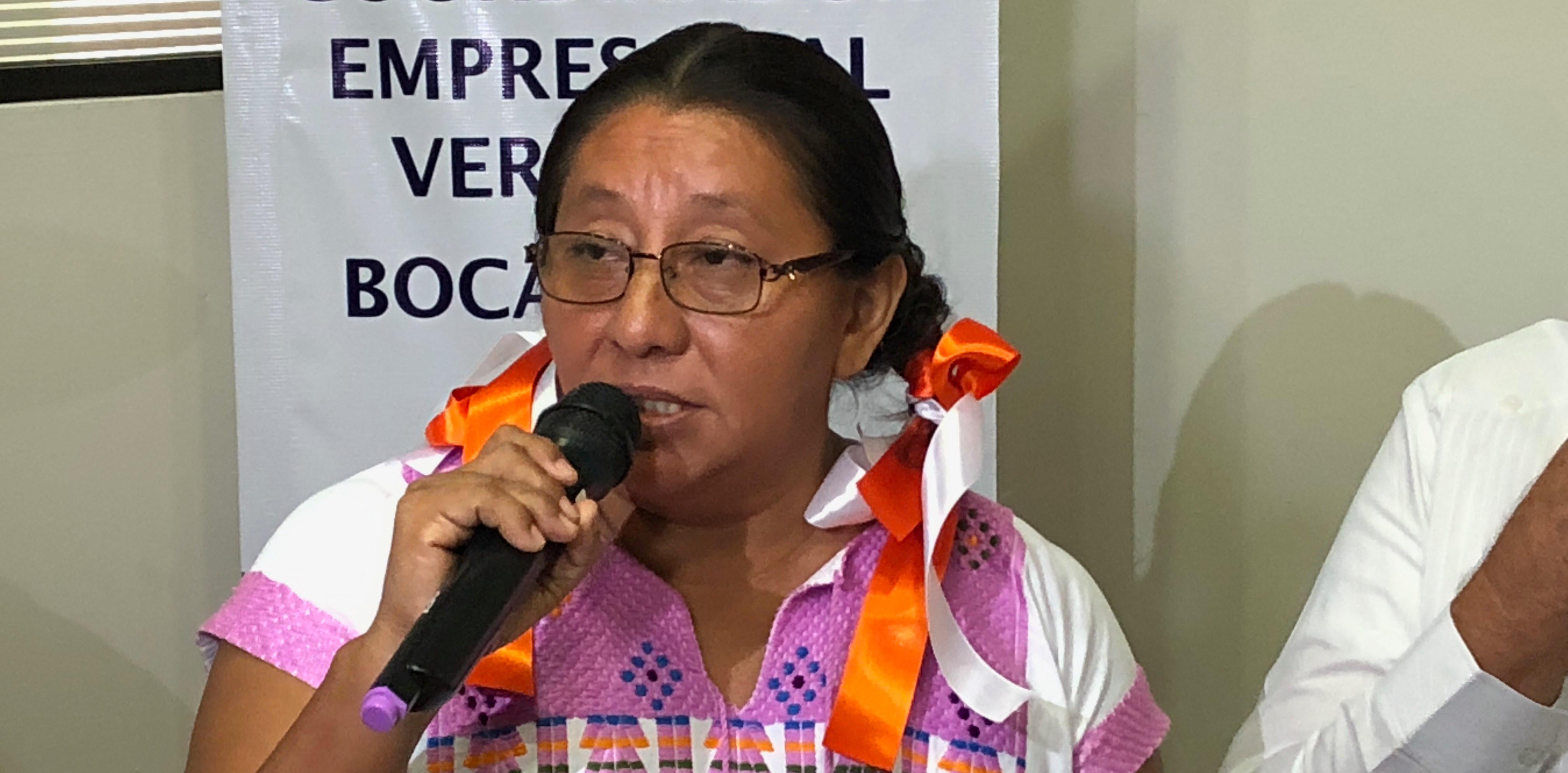 """""""Por ser indígenas"""" subregistro de muertes maternas en Veracruz: representante de pueblos originarios"""